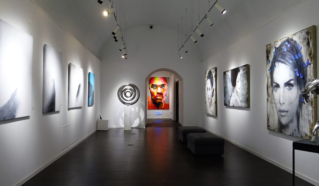 VIRTUAL ART GALLERIES, AN ALTERNATIVE FOR ART DURING THE PANDEMIC.