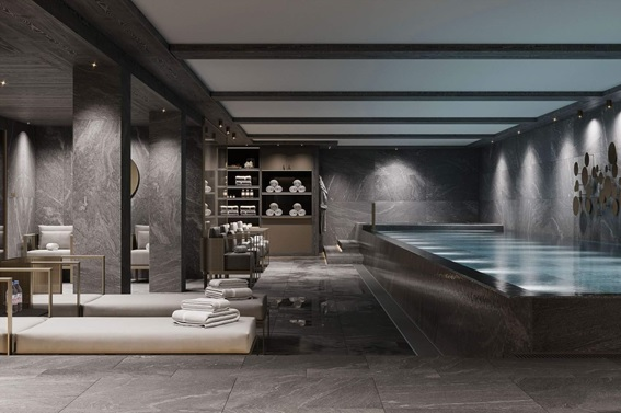 THE 5 LUXURY SPAS OF THE MOST EXCLUSIVE BEAUTY BRANDS